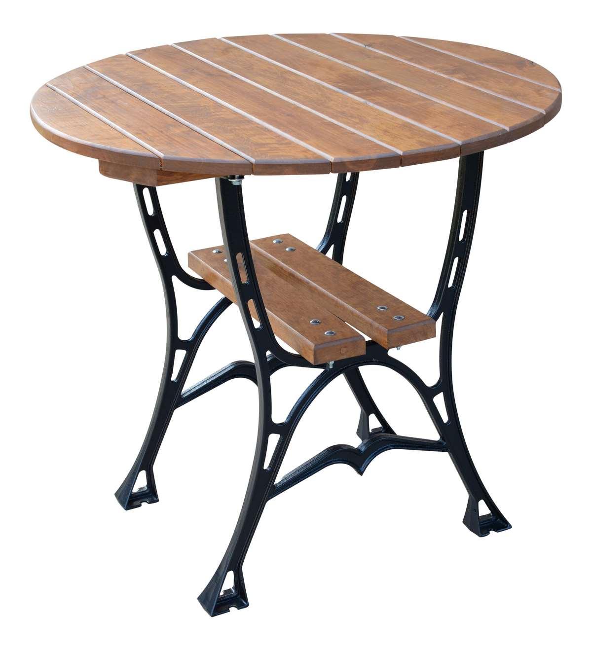 stół żeliwny wymiary