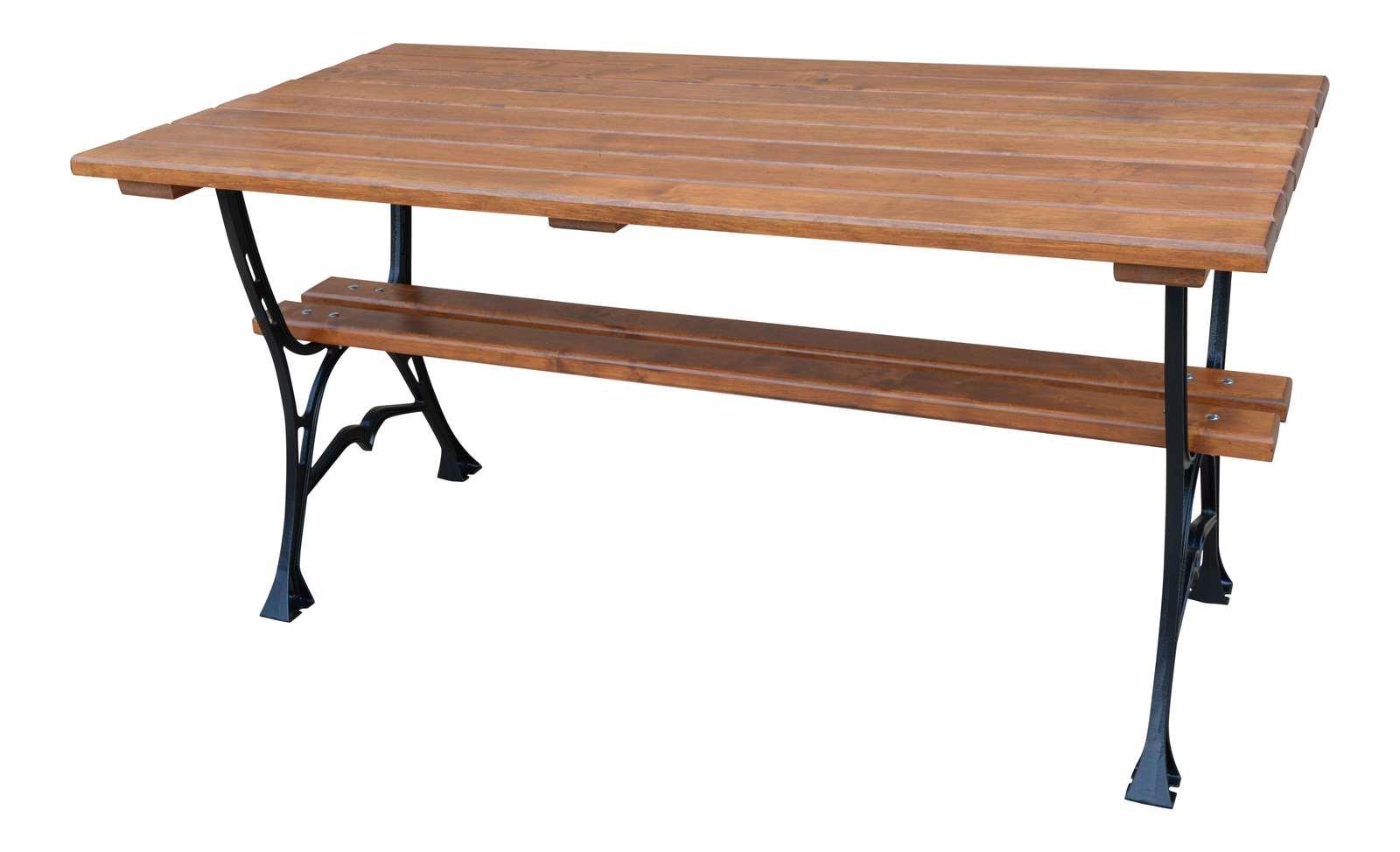 stol zeliwny